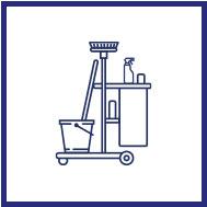 Chariots service et lavage