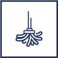 Mops (fauberts) & serpillères